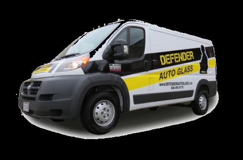 Defender Van